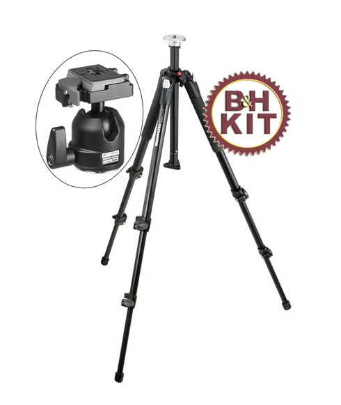 Good starter tripod kit.